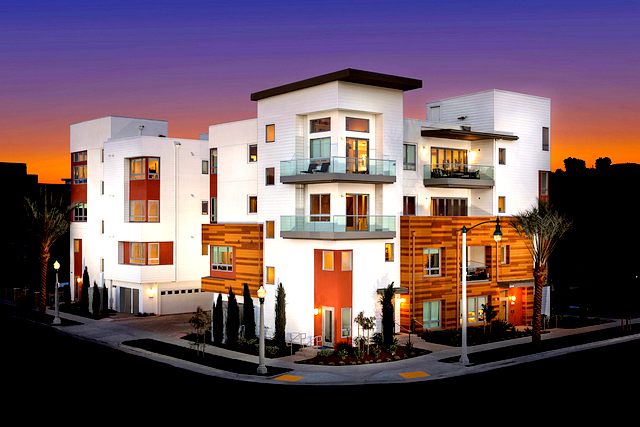 Playa Vista KB Home